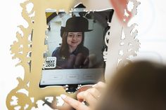 Social Mirror at Conde Nast Digital Days 2015, Moscow