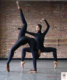 There are so many spiders at Dance Theatre of Harlem right now!