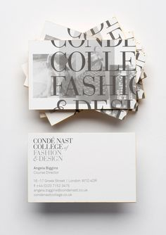 Conde Nast 2 Design by Sarah Thorne