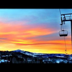 Qualification Day ends! #Telluride. #TellurideWC Photograph © 2012 @Marvin Smith Smith James.