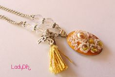 Fio curto - LadyDih Jewelry clay / fimo