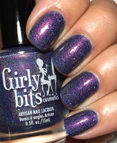 My Nail Polish Obsession: Girly Bits Concert Series