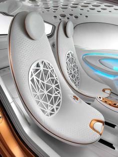 Smart Forvision Concept Interior