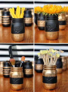 Cool and Cheap DIY Mason Jar Decoration Ideas