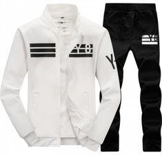 26762cfe87e Men s Sets Sporting Suit Men Winter Tracksuits Gray Men S Sets Thicken  Fleece Plus Size Hoodies+Pants Sweat Men  s Sportswear Hoodies Navy Men  Casual ...