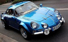 1973 Renault, The Alpine 110