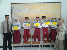 Perpustakaan Bunga Bangsa ƸӜƷ: Program Siswa Teladan Kelas 2 Utsman Bin Affan
