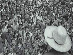 Spain - 1936. - GC - Muniesa (Teruel) - asamblea popular verano 1936