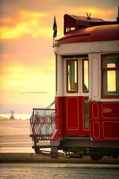 Visitin Lisboa by tram Portugal (photo: Paulo Rodrigues) Algarve, Spain And Portugal, Portugal Travel, Iberian Peninsula, Portuguese, Travel Pictures, The Good Place, Travel Photography, Beautiful Places