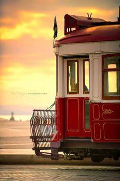 Detalhes ao pôr do Sol, Lisboa  Paulo Rodrigues