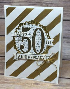 Klompen Stampers (Stampin' Up! Demonstrator Jackie Bolhuis): Number Of Years