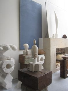 constantin brancusi art studio in paris Brancusi Sculpture, Sculpture Art, Abstract Sculpture, Constantin Brancusi, Bronze, Art Object, Installation Art, Les Oeuvres, Modern Contemporary