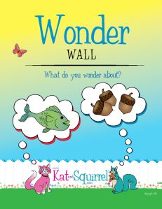 Cool bulletin Board Idea. Can use it the whole school year! Wonder Wall