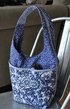 Chic Bucket Bag ~idea!