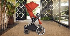 October competition winner announcement - Cybex Priam! #Competitions, #Cybex, #Prams
