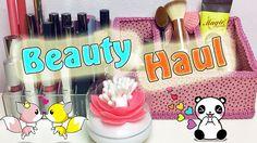 ♠ Beauty Haul! Che Pennelli FANTASTICI ! Born Pretty Store e Lily England ♠ Guarda il video qui: https://youtu.be/Sdk5kHesuiM