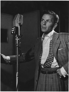 2015 is the centennial birth year for Frank Sinatra (born:  December 12, 1915 - died: May 14, 1998).