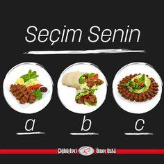 Çiğköfteci Ömer Usta, senin yerin senin seçimin! #çiğköfteciömerusta #çiğköfte #lezzet #food #dürüm