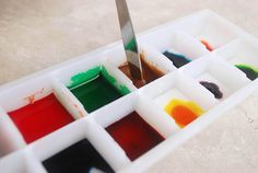 Make Nontoxic Watercolor Paint - wikiHow