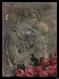 Madonna col bambino Luigi De Giudici