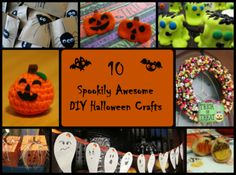 10 Spookily Awesome Halloween Crafts