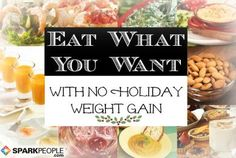 Eating Plan for The Holidays