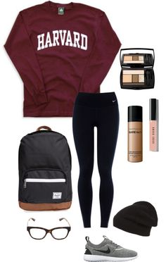 I woke up like this // midterm look comfy school outfit  #holymolymeohmyblog