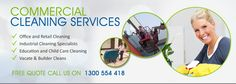 We are your office cleaning service provider in Melbourne. We undertake our work in best manner with proper procedure which includes site inspection, allotment of work and lots more.