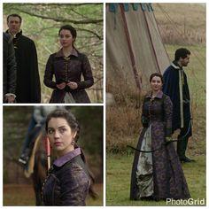 Mary's Archery Dress 3x13: Strange Bedfellows