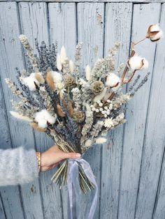 Фотография букет из сухоцветов - J'aime Ma Maison