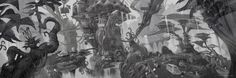 Visual development for Zootopia. Android Jones, Anna Cattish, Frank Frazetta, Wall E, Thundercats, Environment Concept, Environment Design, Studio Ghibli, Dibujo
