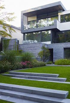 Garten Gestaltung: moderner Garten von Paul Marie Creation