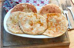 """750g vous propose la recette """"Pancakes sans gluten avec seulement 3 ingrédients"""" notée 4.3/5 par 103 votants."""