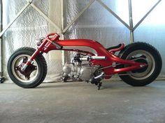 Ferro Velho Motos  Antigas : Mini's  #1