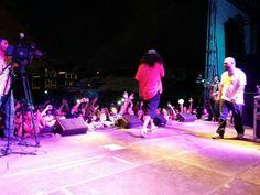 El hip hop de Baroni One Time animó la FitVen 2014.