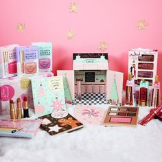 2016 Christmas Collection #toofaced
