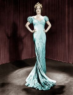 Gloria Swanson Tonight or Never 1931 Costume design by Coco Chanel Directed by Mervyn LeRoy