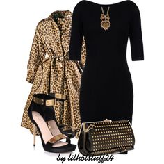 Untitled #3598, created by lilhotstuff24 on Polyvore