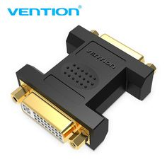 40b7be90753e Vention DVI to DVI 24+5 Adapter Male to Female 2560P HDTV Converter for PC