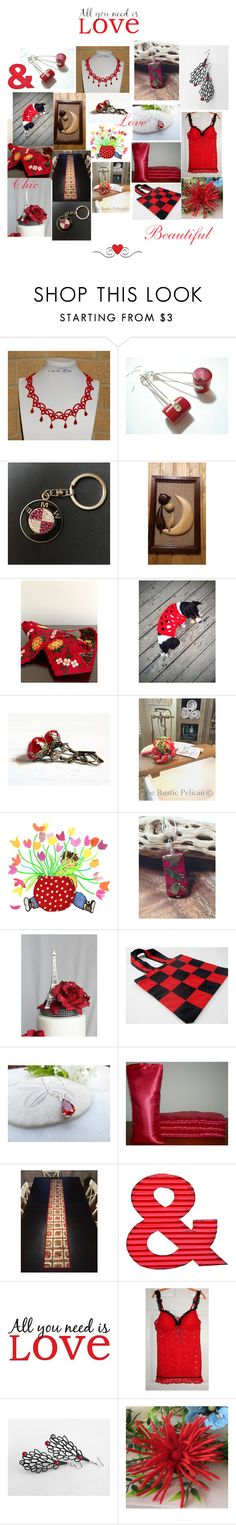 Valentine's Day Gifts by therusticpelican on Polyvore featuring Brewster Home Fashions, BMW and rustic