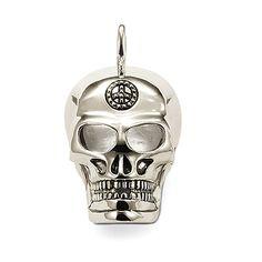skull ring silver on pinterest thomas sabo skull. Black Bedroom Furniture Sets. Home Design Ideas