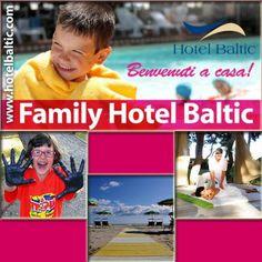 Agosto bello e possibile...be happy all'Hotel Baltic  Dal 05 al 12 Agosto a € 106,00 (invece di € 127,00).  Con 2 adulti, 1 bambino fino ai 3 anni è Gratis.   Dal 25 Agosto al 01 Settembre a partire da € 106,00 (invece di € 117,00).   Con 2 adulti, 1 bambino fino ai 12 anni è Gratis.