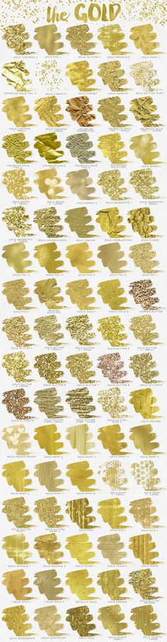 20% Off Gold Rush Creative Kit - Layer Styles - 3