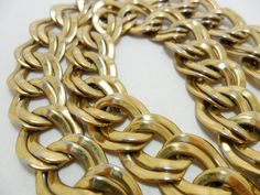 Vintage Necklace / Collar / Choker Signed MONET by KathiJanes, $18.95