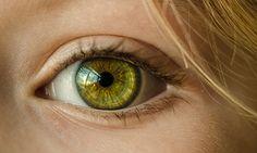 картинка с изображением глаз крупным планом