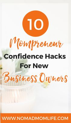 So you're a new mompreneur and you love your business, but you're not making a whole lot of money.  Sometimes you look at your business, your non-existent income, and all of the stuff you still don't understand, and you feel like a fraud.  And you find yourself asking, Why would anyone hire me?  To get through those low moments, here are 10 mompreneur confidence hacks when you feel like a fraud.