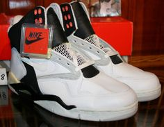 Nike Air Force 5 High basket shoes