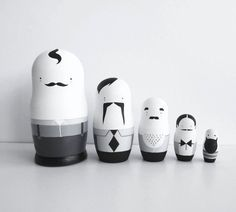animal nesting dolls - Google Search
