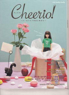 Free Copy of Book - Dolly Dolly Cheerio!