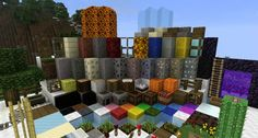 Sphax Resource Pack for Minecraft 1.7.2